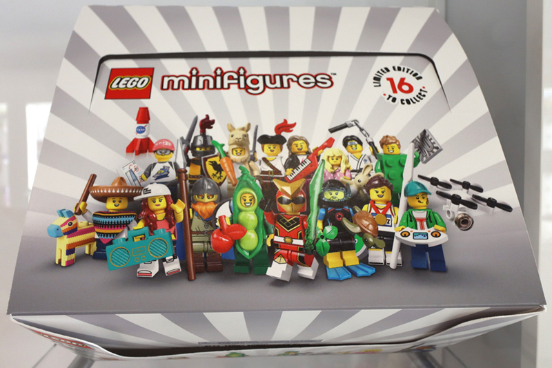 LEGO Collectible Minifigures Series 20 (71027) Officially Revealed at the NYTF 2020