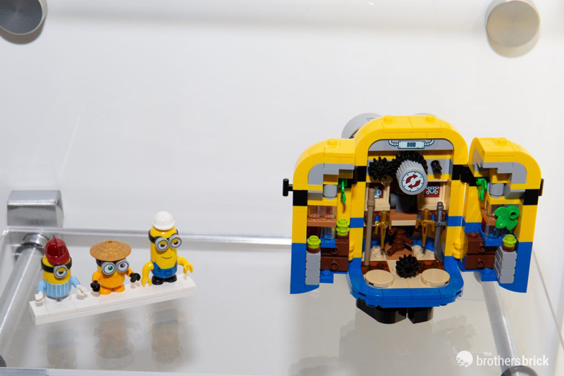 More NYTF 2020 News: A Closer Look at the LEGO Minions Sets