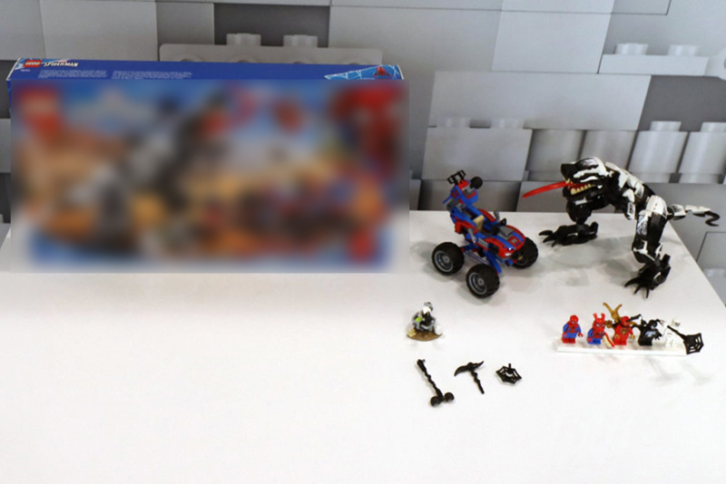 More from NYTF 2020: LEGO Marvel Spider-Man Venomosaurus Ambush (76151) Revealed!