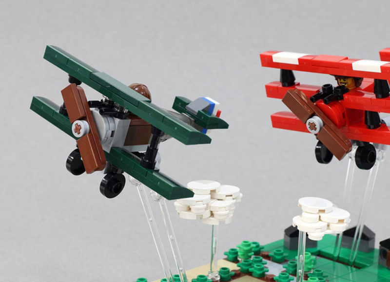 Here's How You Can Have Your Very Own LEGO Ideas Pursuit of Flight Custom Set