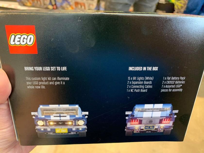 LEGO Night Mode