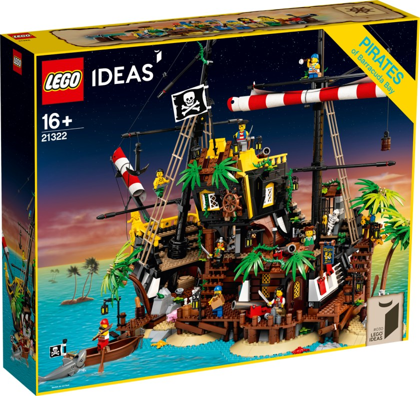 Pirates of Barracuda Bay (21322)