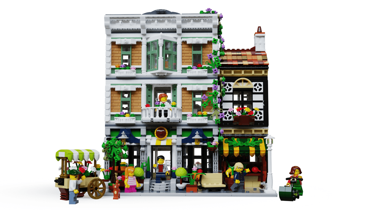 Bricks Blooms Qualifies For The First 2020 Lego Ideas Review Stage