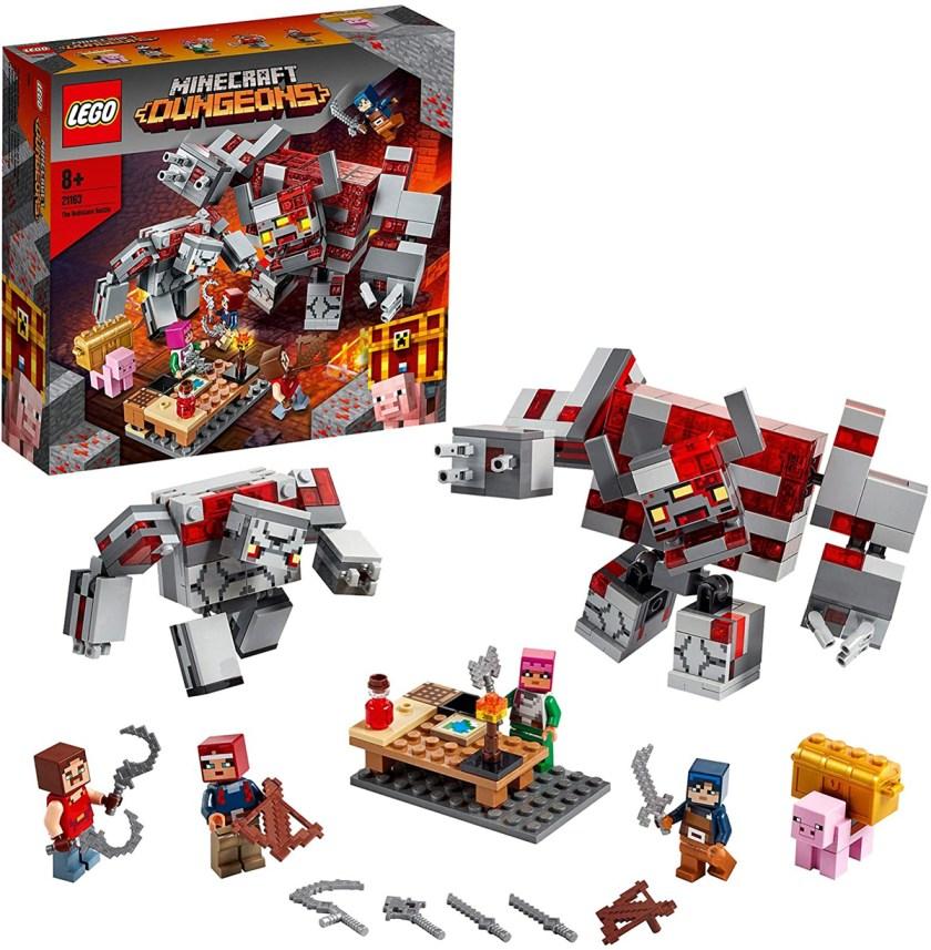LEGO Minecraft Redstone Battle (21163)