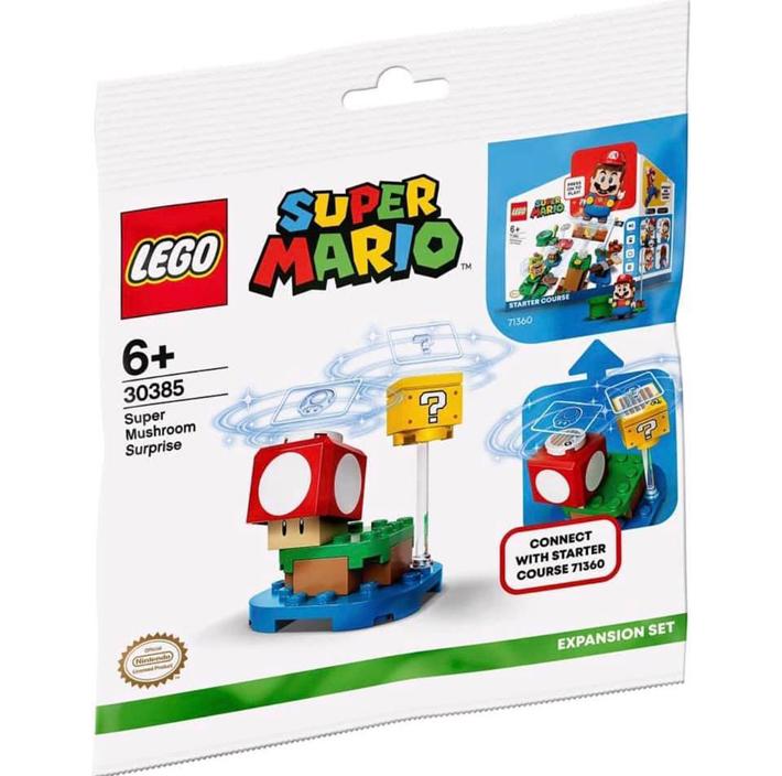 LEGO Super Mario Super Mushroom Surprise