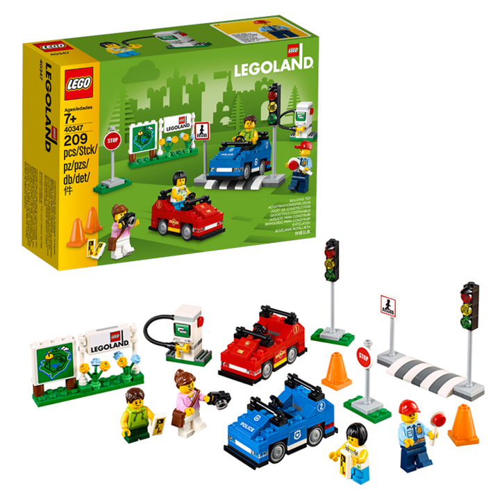 LEGOLAND Exclusive Sets