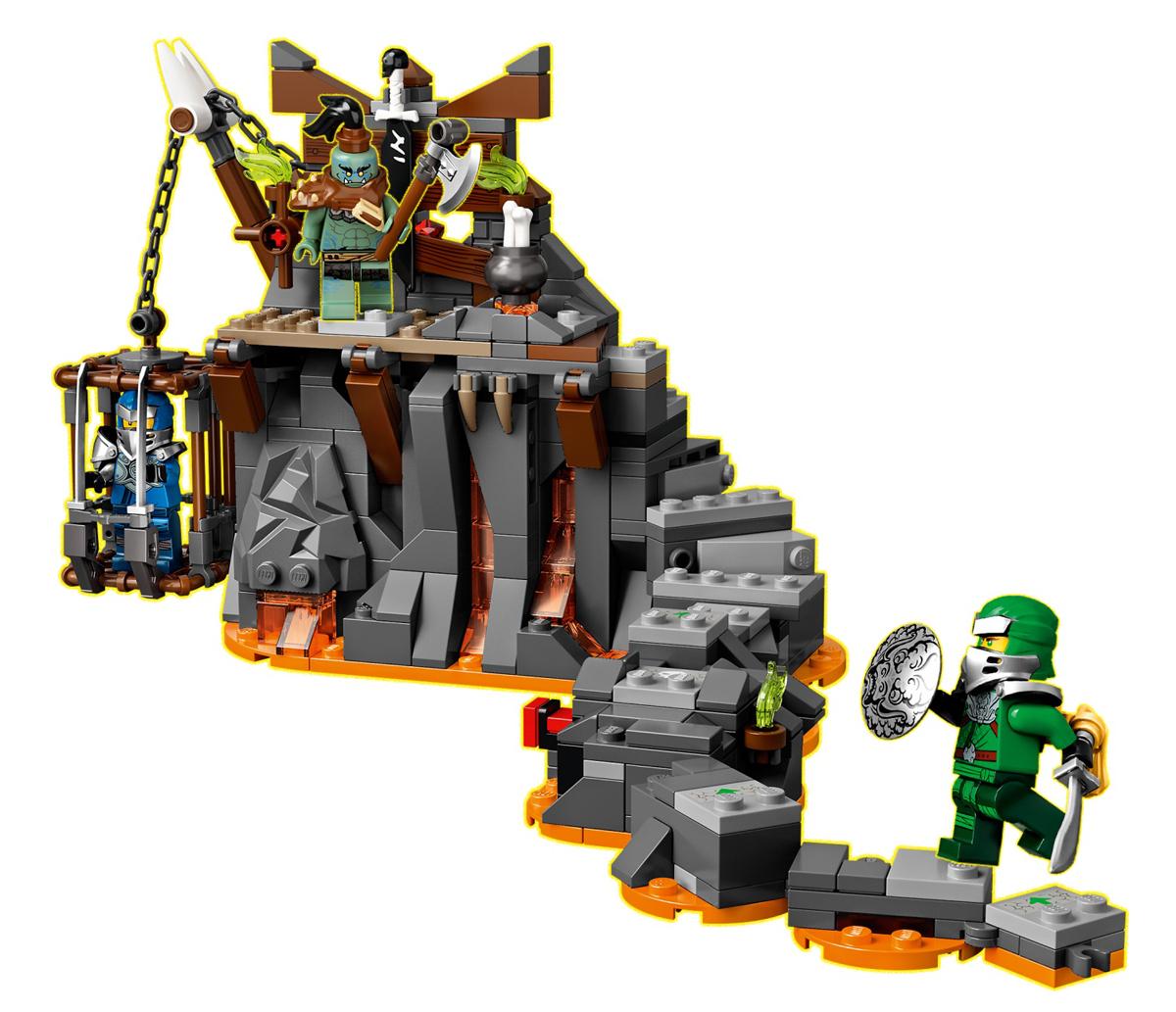 LEGO Ninjago Summer 2020 Set Images Revealed
