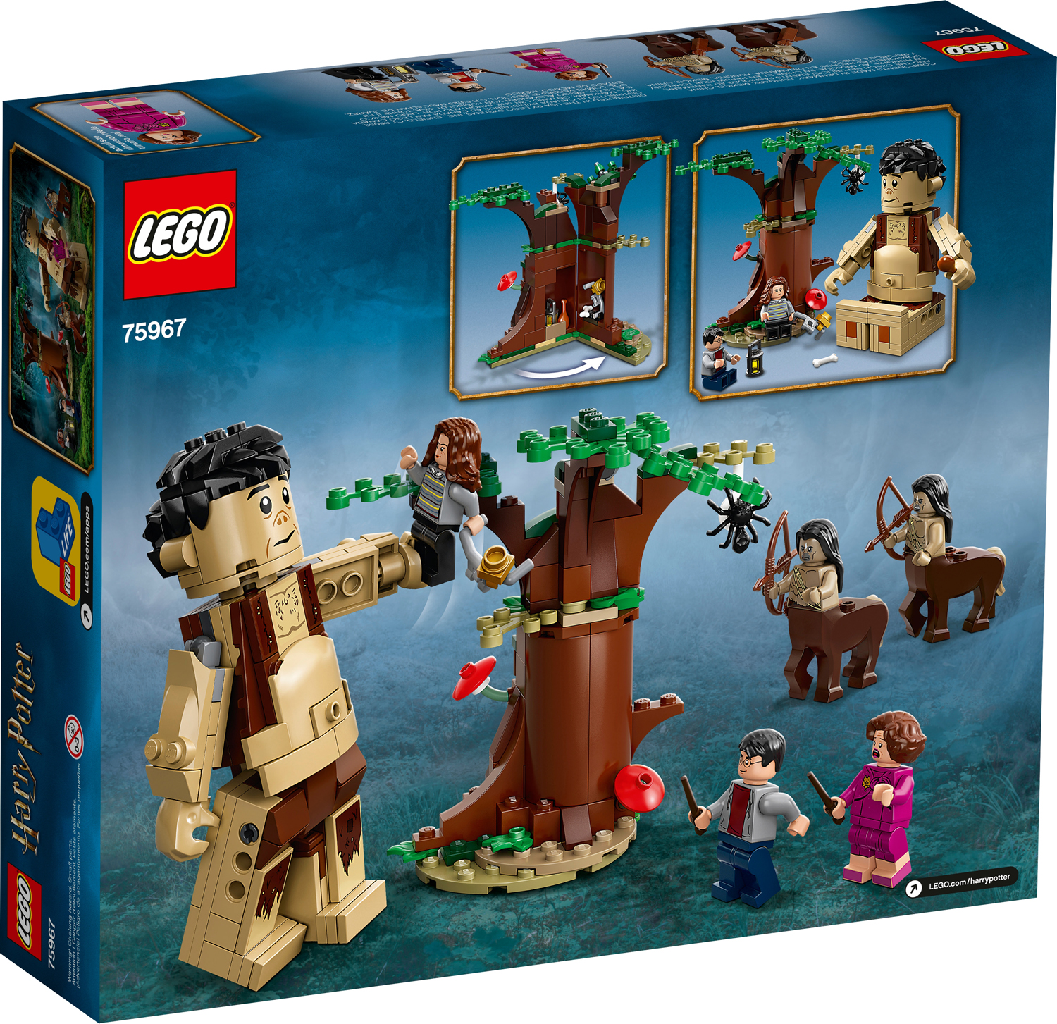 Lego Harry Potter Summer 2020 Sets Now Listed At Lego Shop Home