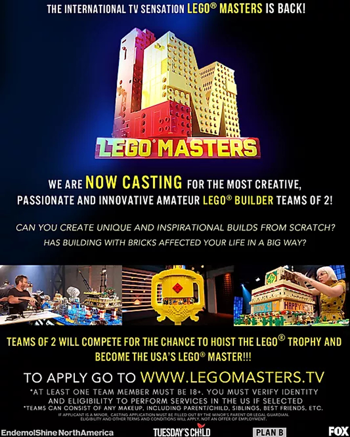 LEGO Masters US Season 2