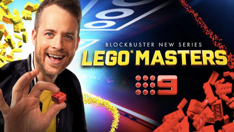 LEGO Masters Australia Season 2 Kicks Off Today