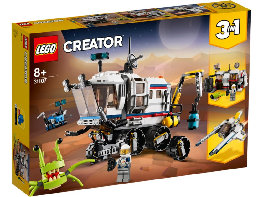 LEGO Creator 3-in-1 Summer 2020
