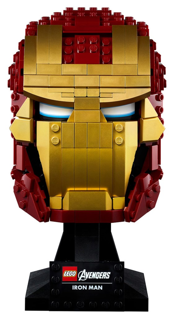 LEGO Marvel Iron Man Helmet