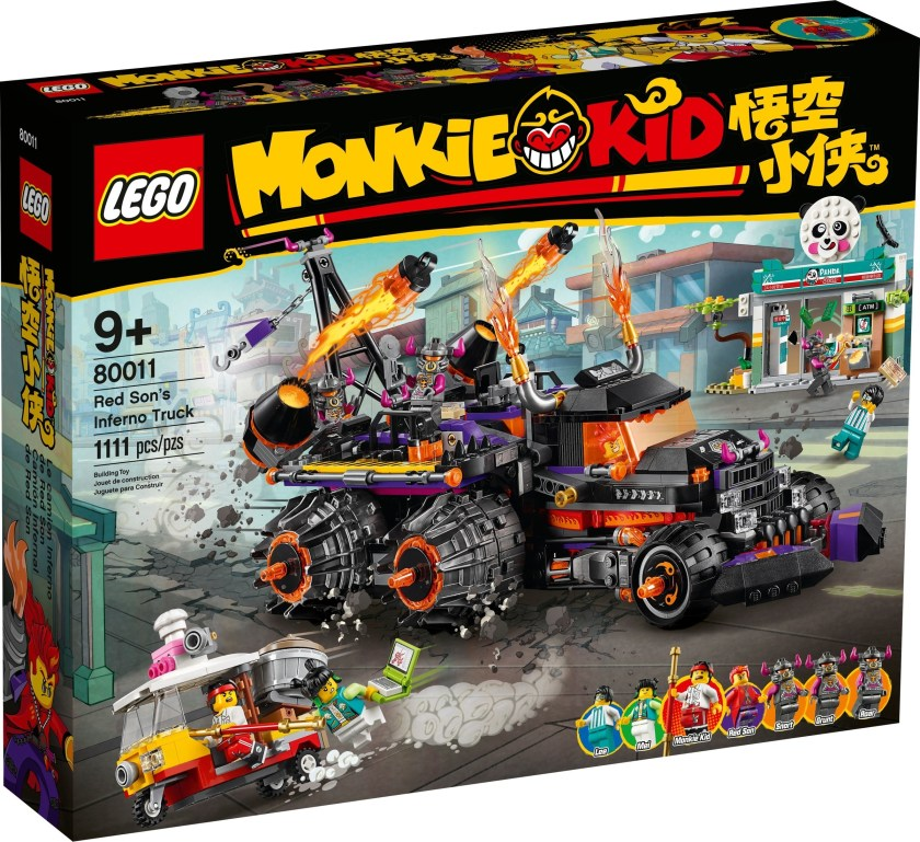 LEGO Monkie Kid