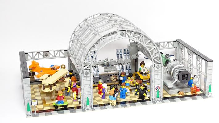 LEGO House Building Contest