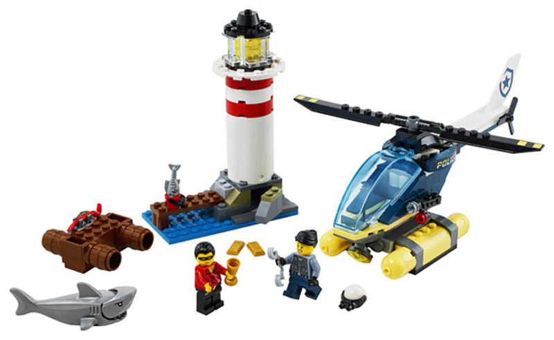 LEGO City Elite Sets Added to the Roster of Upcoming LEGO Summer Releases