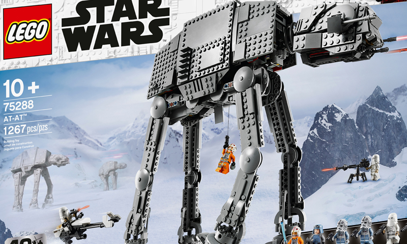 More LEGO Star Wars Sets Arriving in September – Now Listed at LEGO Shop@Home