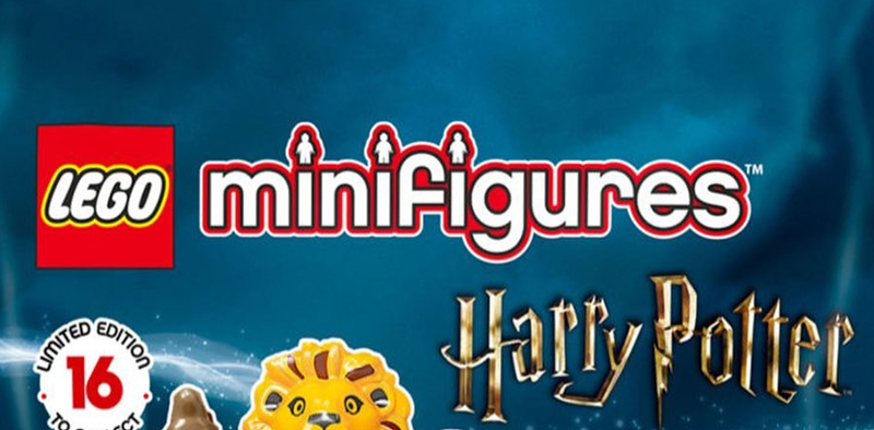 LEGO Harry Potter Collectible Minifigures
