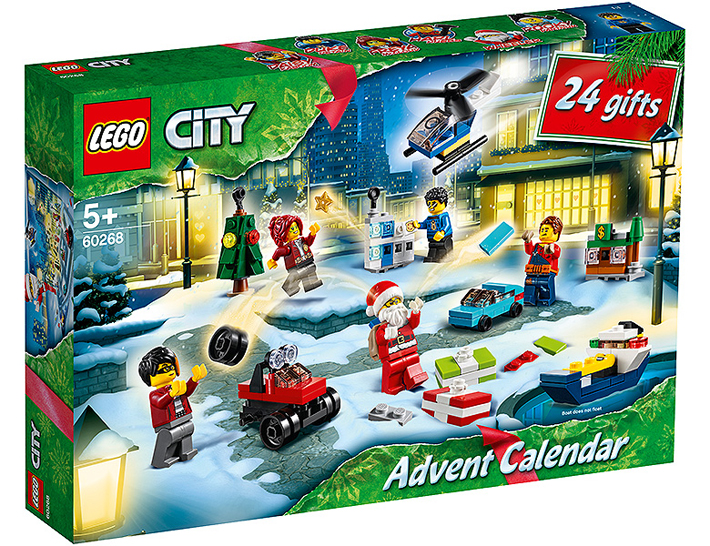 LEGO City Advent Calendar 2020