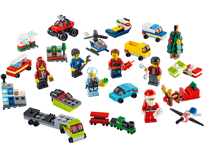 LEGO City Advent Calendar 2020