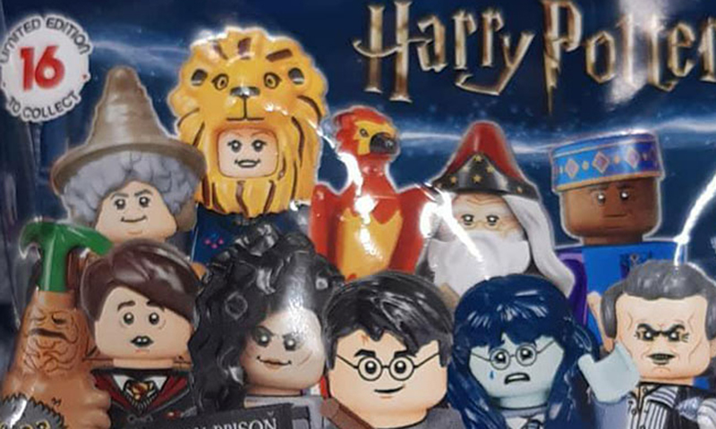 Take a Look at the LEGO Harry Potter CMF Series 2 (71028) Package Insert