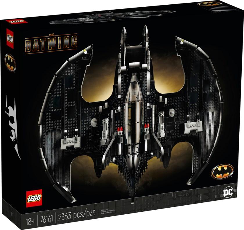 LEGO Batman 1989 Batwing
