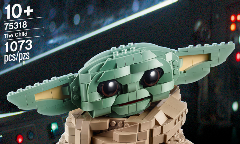 LEGO Star Wars The Child (75318) Officially Revealed!