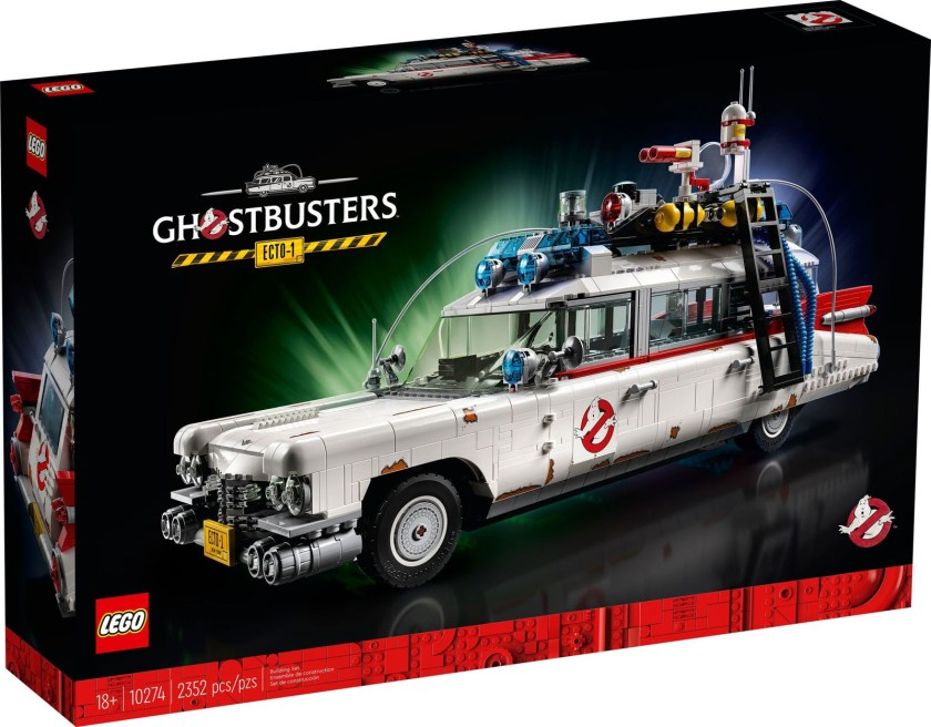 LEGO Creator Expert Ghostbusters ECTO-1