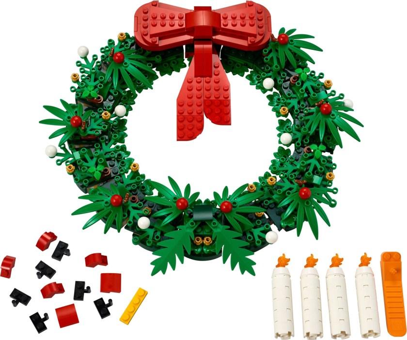 LEGO 2020 Holiday Sets