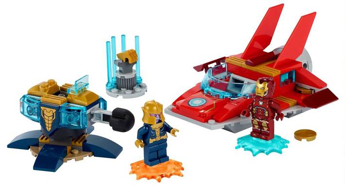 More LEGO Marvel Superheroes 2021