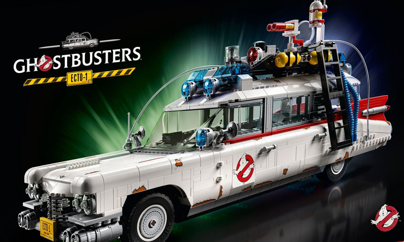LEGO Creator Expert Ghostbusters ECTO-1 (10274) Coming This November