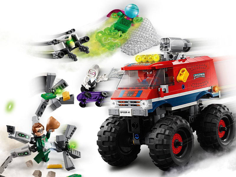 First LEGO Marvel Superheroes 2021 Sets Officially Revealed