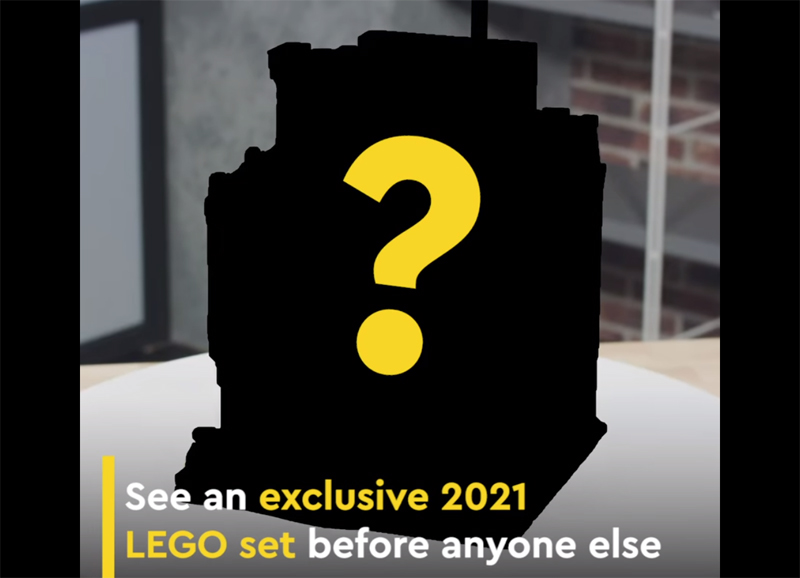 2021 LEGO Creator Expert Modular Set To Be Revealed Soon