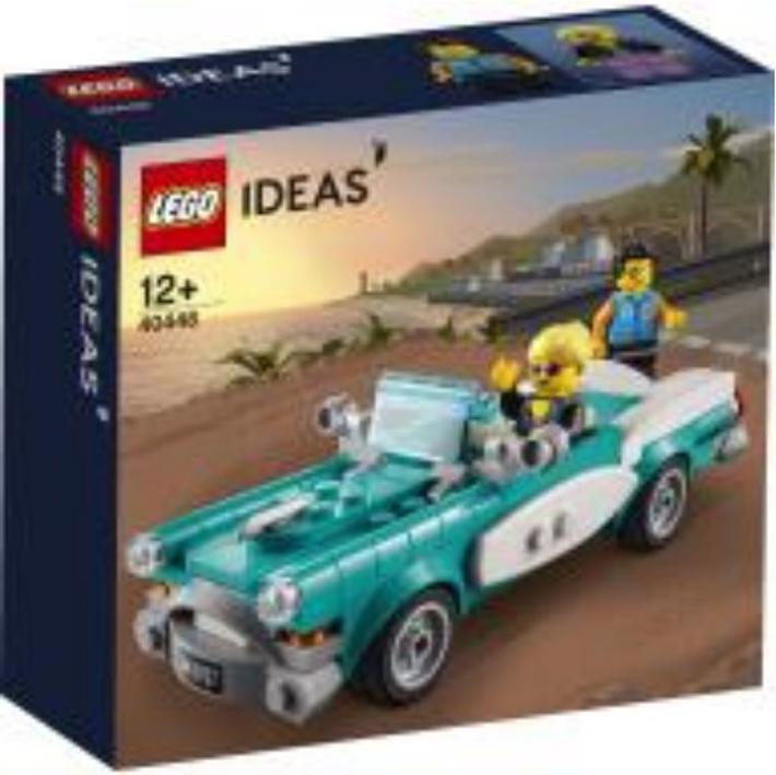 LEGO Ideas Vintage Car (40448)