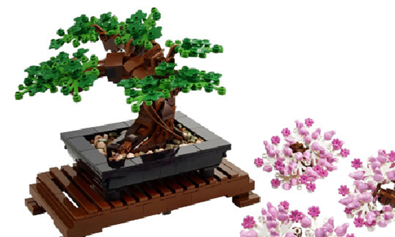LEGO Creator Expert Botanical Collection