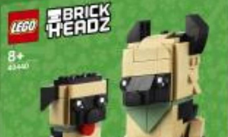 Images of First LEGO BrickHeadz 2021 Sets Revealed