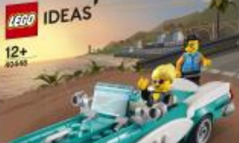 LEGO Ideas Vintage Car (40448) Gift-With-Purchase Set Coming in January 2021