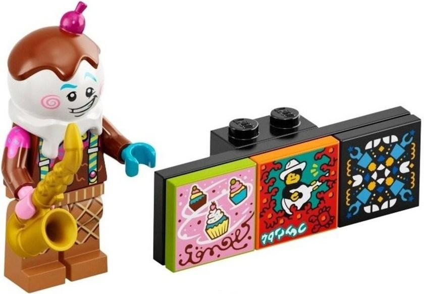LEGO Vidiyo Minifigures