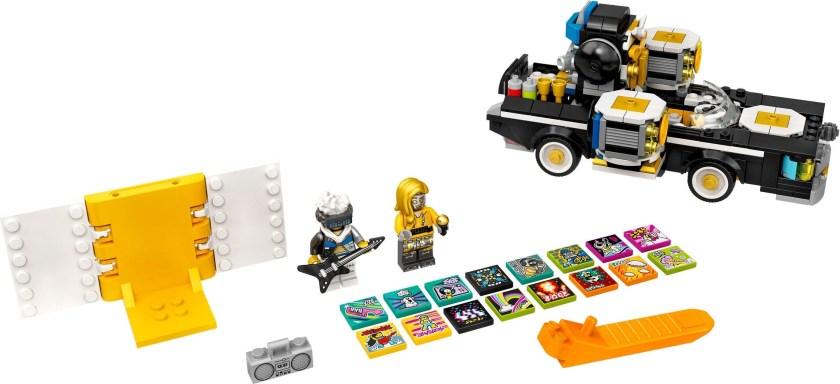 2021 LEGO Vidiyo Sets