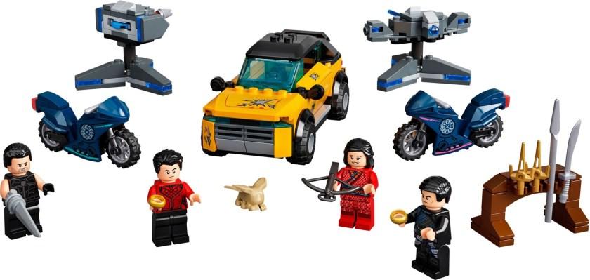 LEGO Marvel Shang-Chi