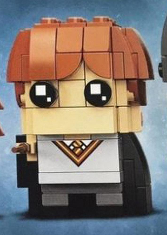 LEGO brickheadz ron