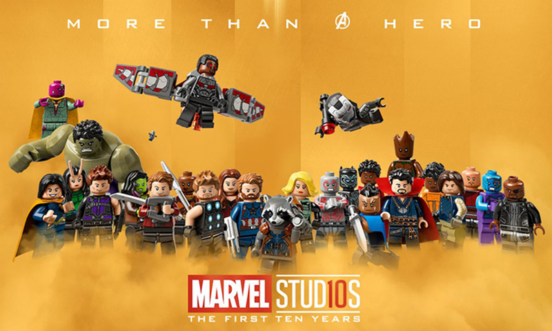 From the Rumor Mill: Some Details About the LEGO Marvel Collectible Minifigures (71031)