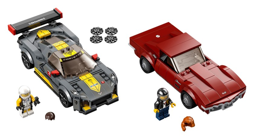 LEGO Speed Champions Summer 2021