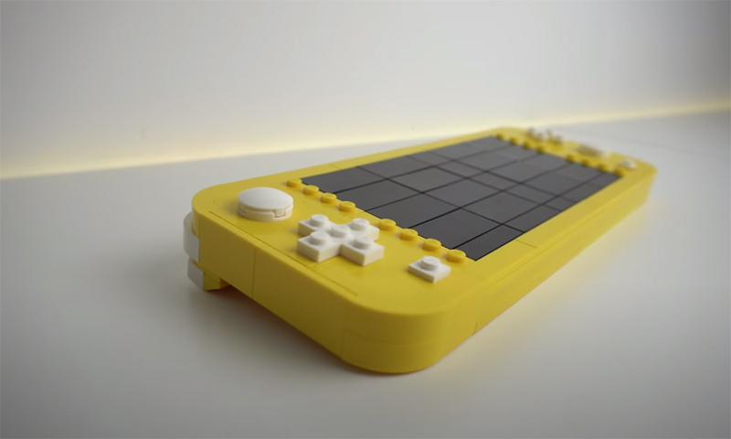 Weekend Builds: Create Your Own Custom LEGO Nintendo Switch