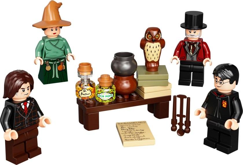 LEGO Harry Potter Wizarding World Minifigure Accessory