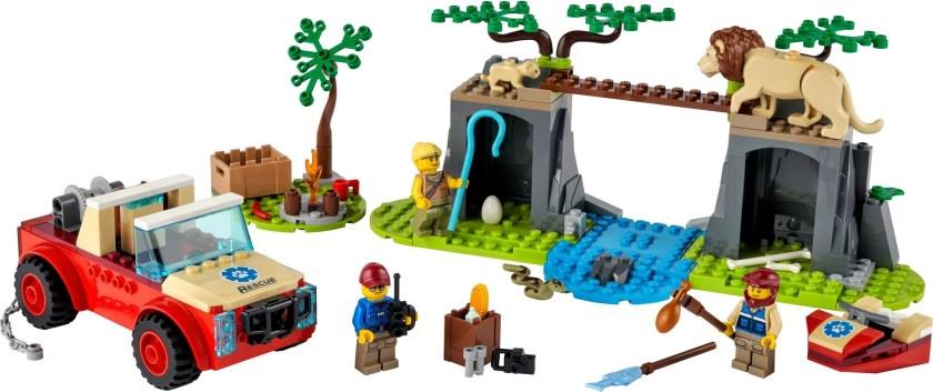 LEGO City Wildlife Rescue