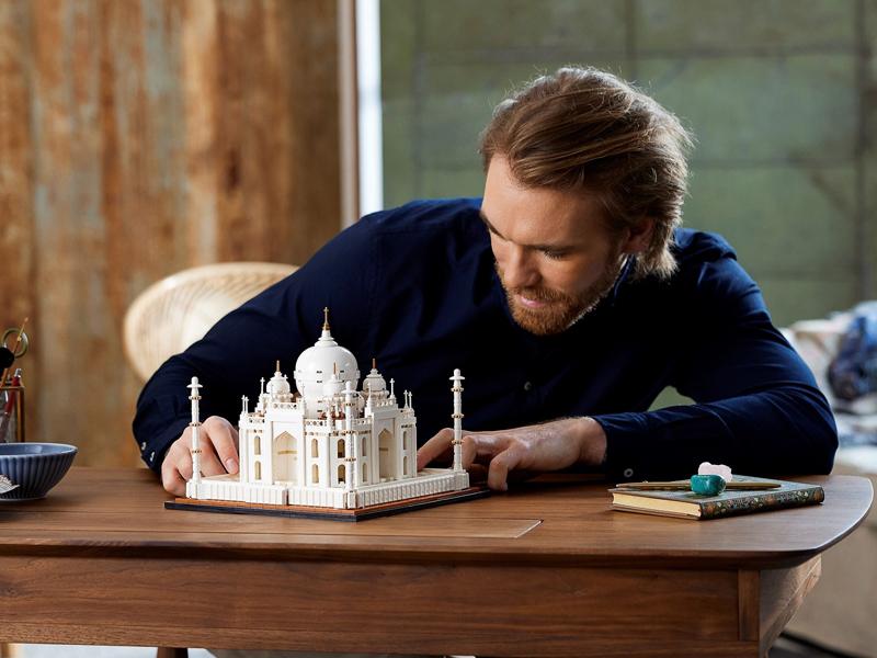 LEGO Architecture Taj Mahal (21056) Officially Revealed