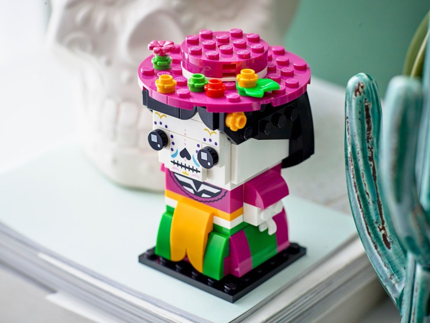 LEGO BrickHeadz La Catrina