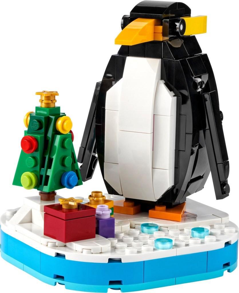LEGO Christmas Penguin (40498)