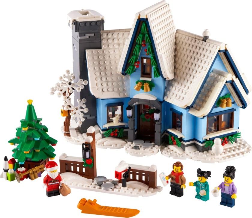 LEGO Creator Expert Santa's Visit (10293)