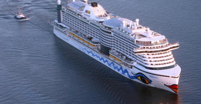 LEGO Opens First Shipboard LEGO Store on German Cruise Ship